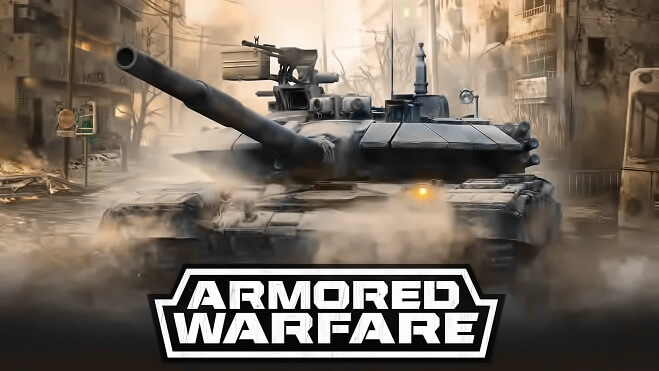 Онлайн игра Armored Warfare