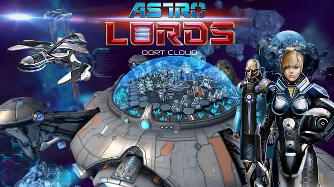 Astro Lords - ���� � ������� �����!