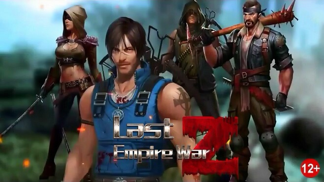 Играть онлайн Last Empire War Z