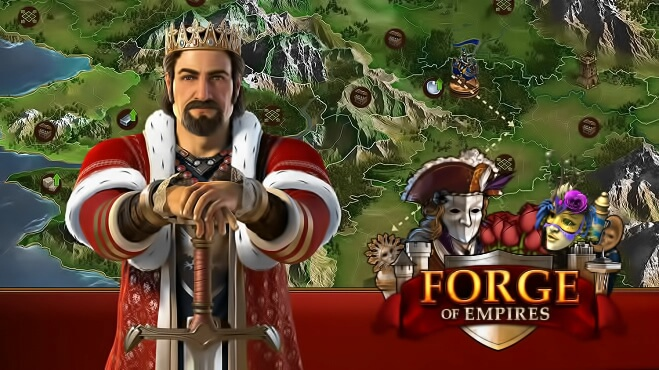 Forge of Empires Кузница Империй