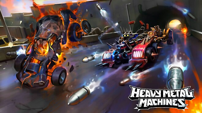 Heavy Metal Machines на русском