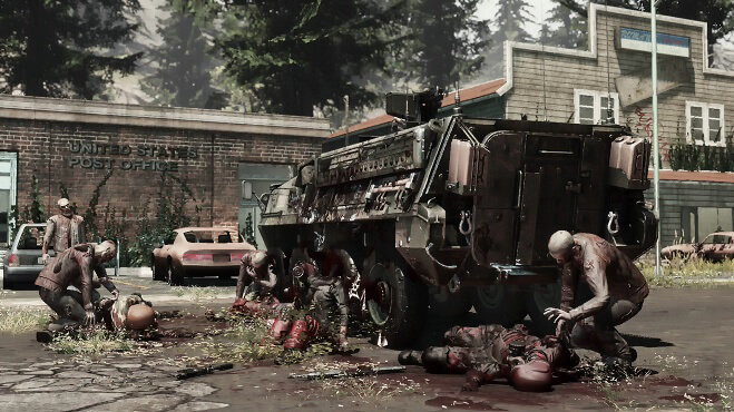 Infestation: Survivor Stories на русском
