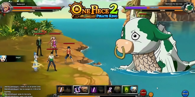 One Piece Online 2 на русском
