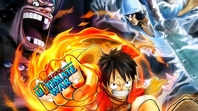 One Piece Ultimate War играть онлайн