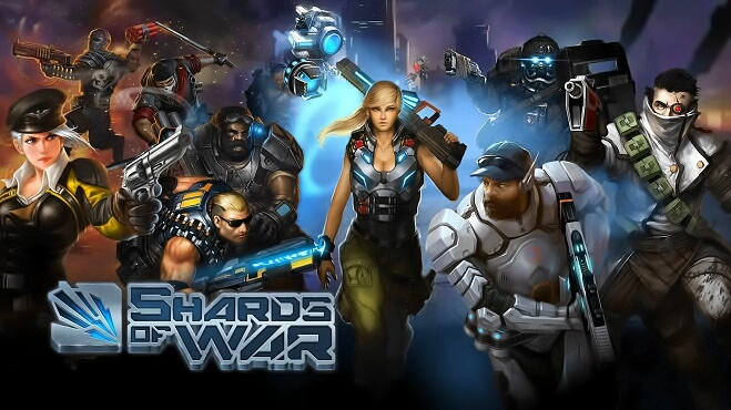 Shards Of War - Супер игра в жанре MOBA