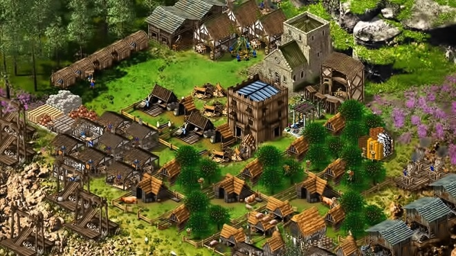 Stronghold Kingdoms на русском