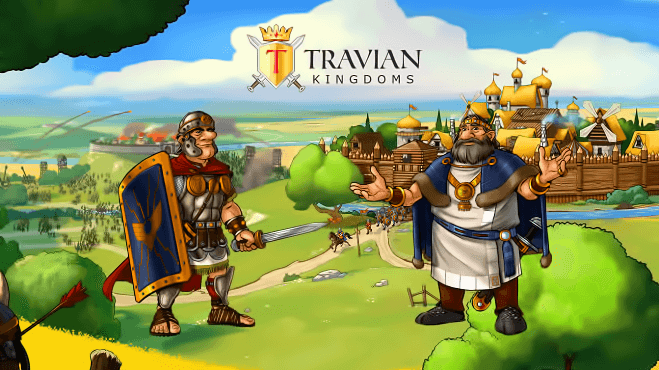 Travian Kingdoms «Травиан Кингдомс»
