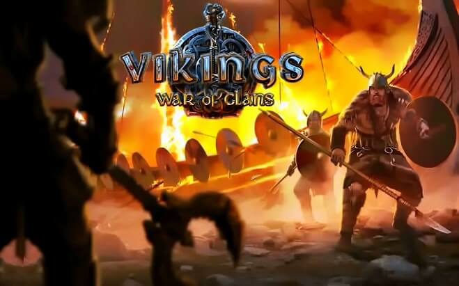 Vikings War Of Clans играть онлайн