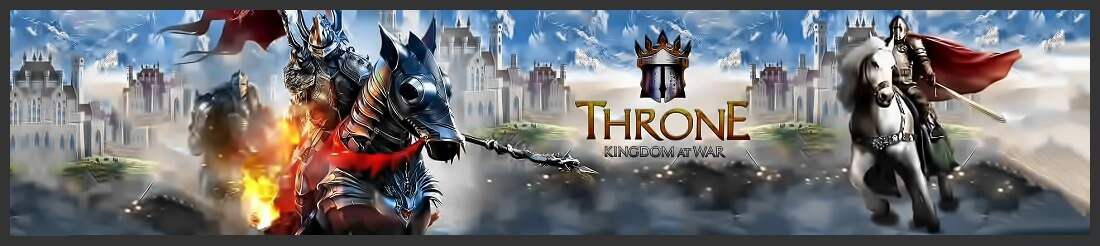 Throne Kingdom at War играть онлайн